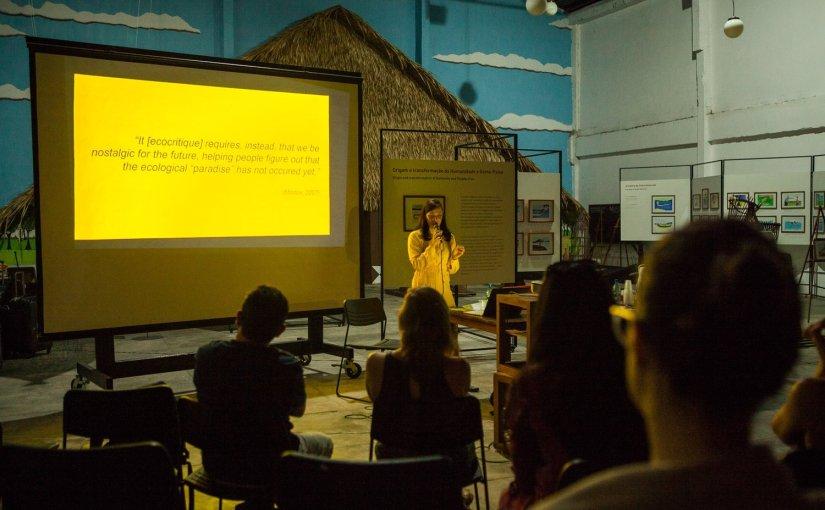 The Anthropocene Cookbook goesAmazonian